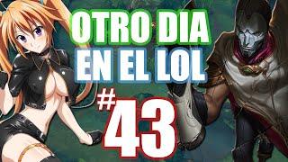 JHIN ES PERSONAJE DE PUTO   OTRO DIA EN EL LOL #43