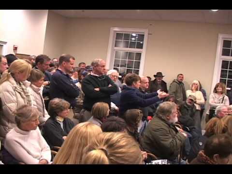 Eminent Domain West Vincent Township Discussion 12/12/11 Part One