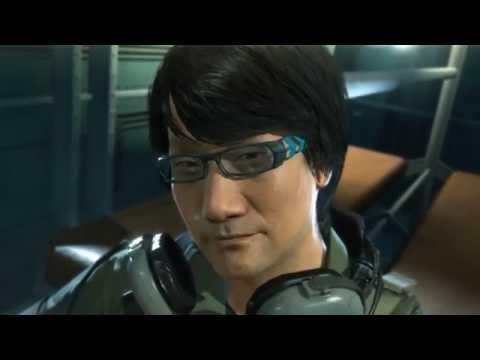 MGSV: GROUND ZEROES | HARD - S RANK - 10:08 | Resque Hideo Kojima