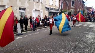 Carnaval de Compiègne 2018 fête du muguet 1 er mai