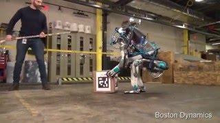 Atlas Robot 2016