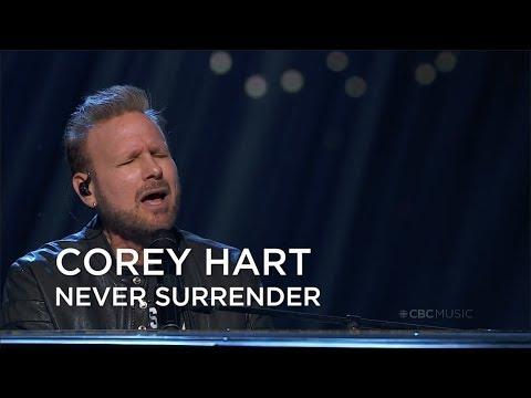 Corey Hart   Never Surrender   2019 Juno Awards