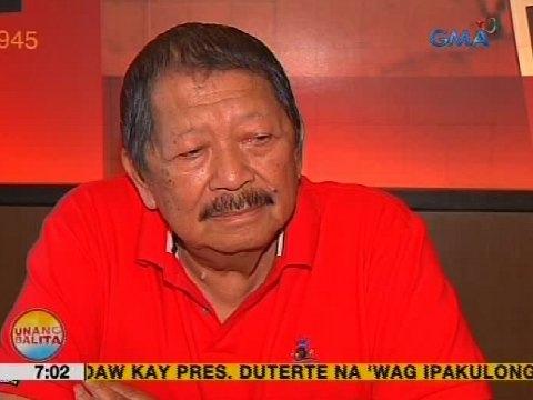 UB: Ex-Caloocan Mayor Boy Asistio, pumanaw na sa edad na 80