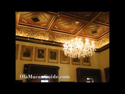 Macau Leal Senado Building - OlaMacauGuide.com