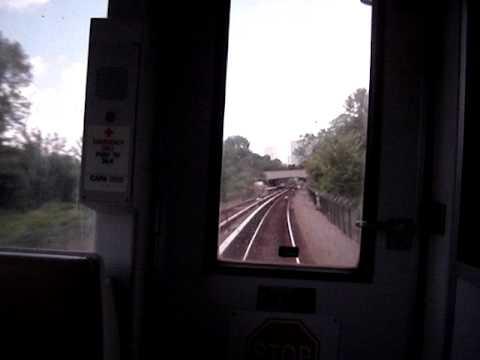 Washington Subway, Pentagon to Arlington Blue Line