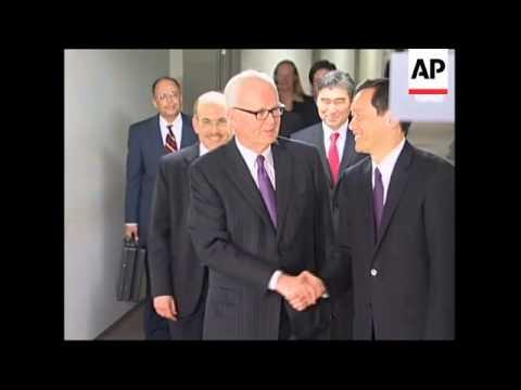 US nuclear envoy arrives for talks in Japan