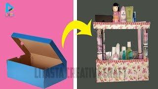 3 Ide kreatif dari kadus sepatu bekas | waste out of best from shoe box