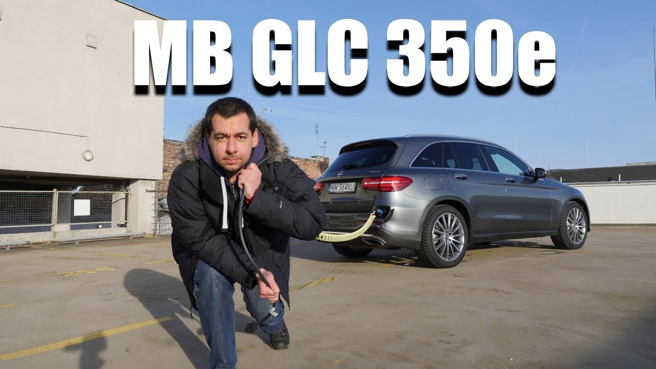 Mercedes-Benz GLC 350e hybrid SUV (ENG) – Test Drive and Review