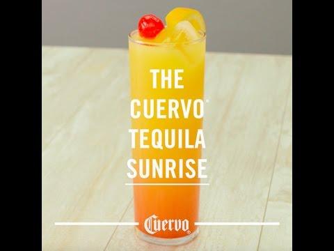 Jose Cuervo Tequila Sunrise Youtube