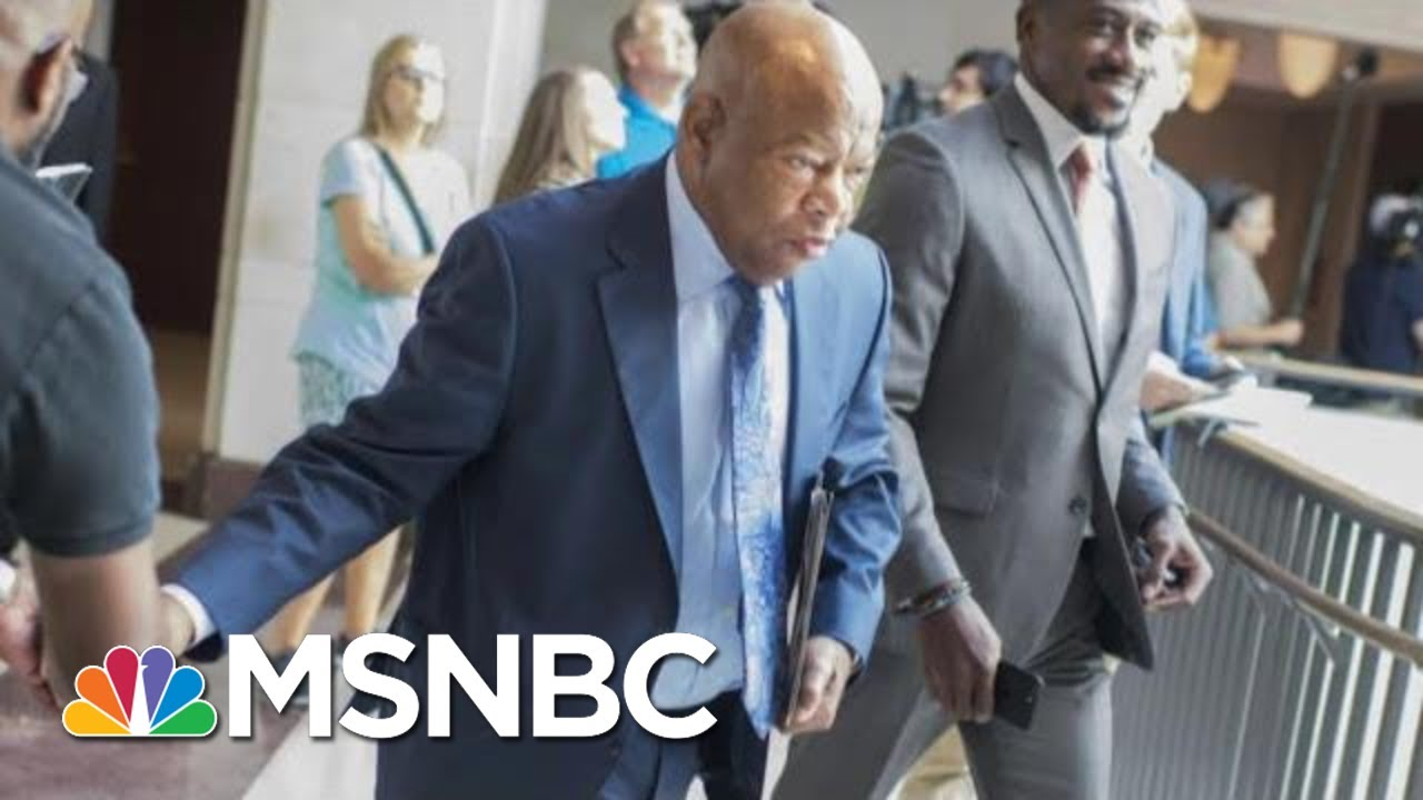 Rep. John Lewis to Be Treated for Pancreatic Cancer