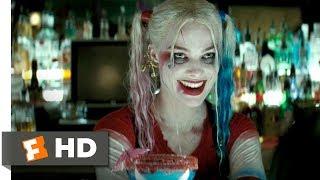 Suicide Squad (2016) - The Villain Bar Scene (6/8) | Movieclips