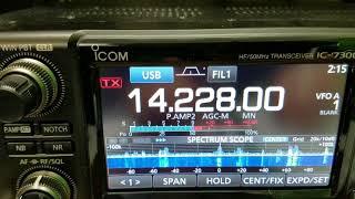 Cobweb test comparison to other antennas