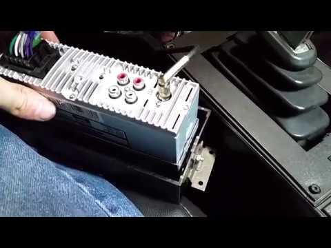 Iroc-z Camaro Radio Install