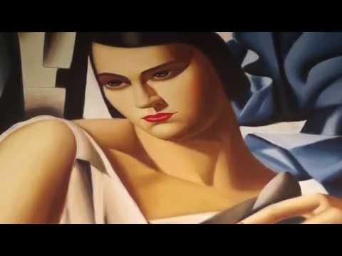 Tamara De Lempicka Madame M - an appreciation