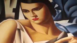 Tamara De Lempicka Madame M - an appreciation