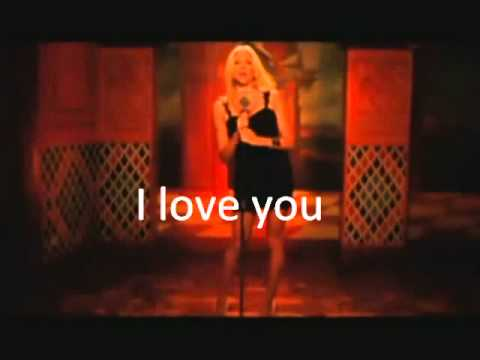 Debbie Gibson I Love You with Lyrics