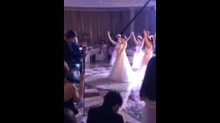 Армянская свадьба.Подарок для жениха.Тигран и Анна.05.06.2015.Часть 2