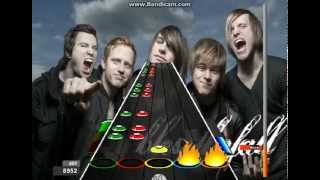 Guitar Flash You Wear A Crown But You're No King - Blessthefall 100% Expert 45,501