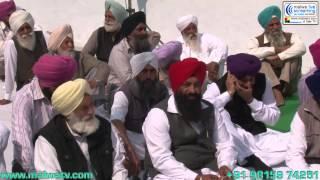 MANNAWALA (Amritsar) Religious Program -2014 from Bahi Chajju Ji da Gurdwara.