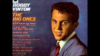 Watch Bobby Vinton Because Of You video