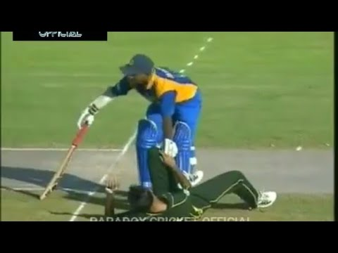 PAKISTAN vs SRI LANKA | KHALEEJ TIMES TROPHY | 6th Match | Sharjah, 2001
