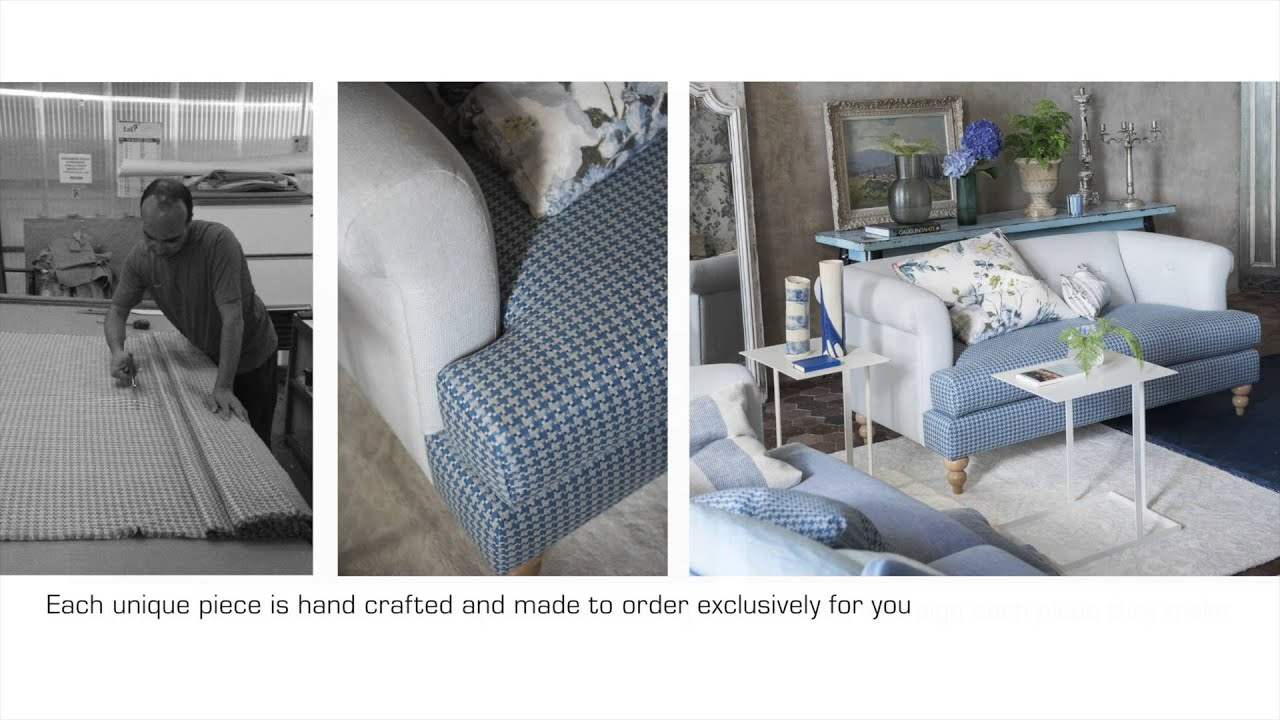 The Making Of Designers Guild Furniture