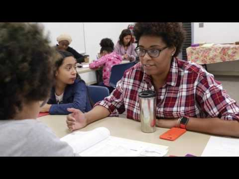 Nurturing 'the Next Generation of Women-of-Color Leaders'