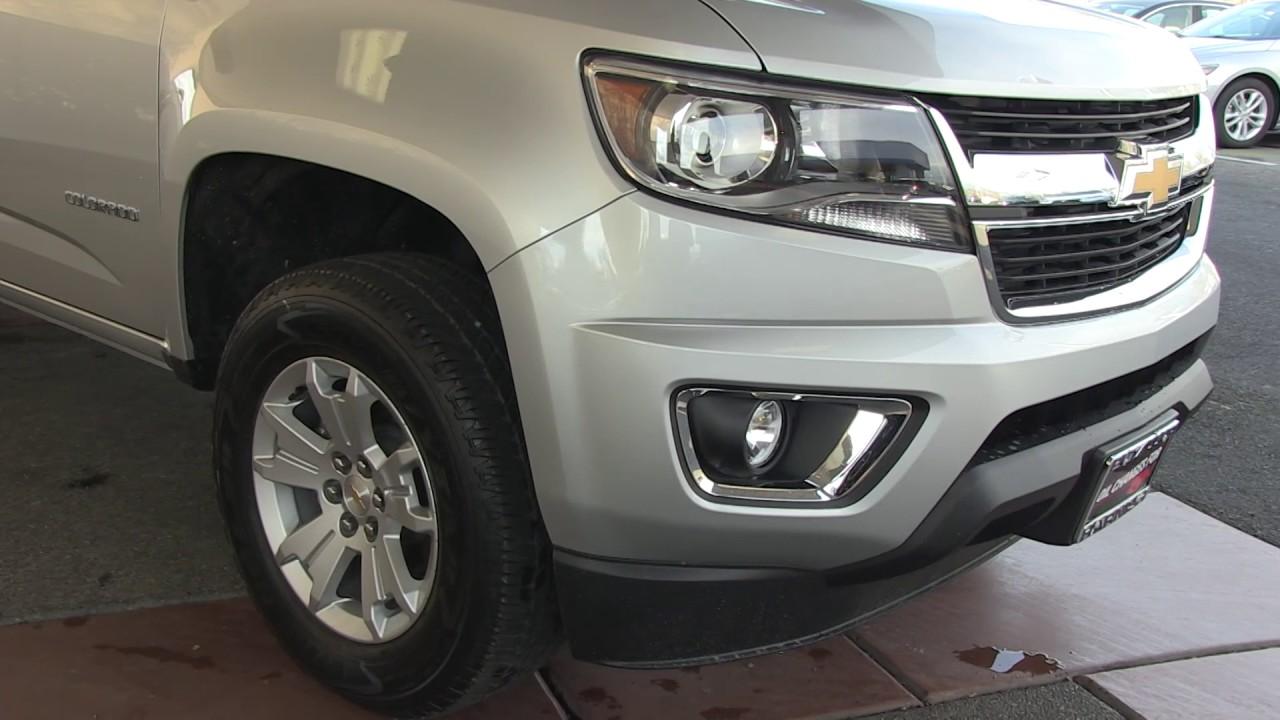 2.8 L Duramax >> 2017 Chevrolet Colorado 2 8l Duramax Diesel Youtube