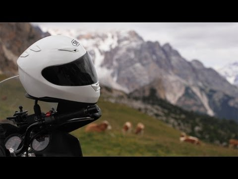 Motorcycle Touring In Europe (Long Version)