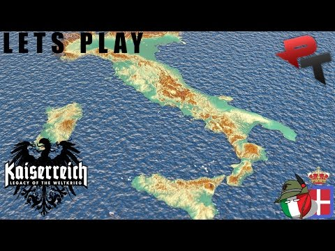 Hearts of Iron 4 Kaiserreich: The Kingdom of Italy 3