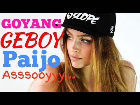 "Goyang Geboy Afrika ""Paijo Feat RPH Donall"" Zaskia Gotik"