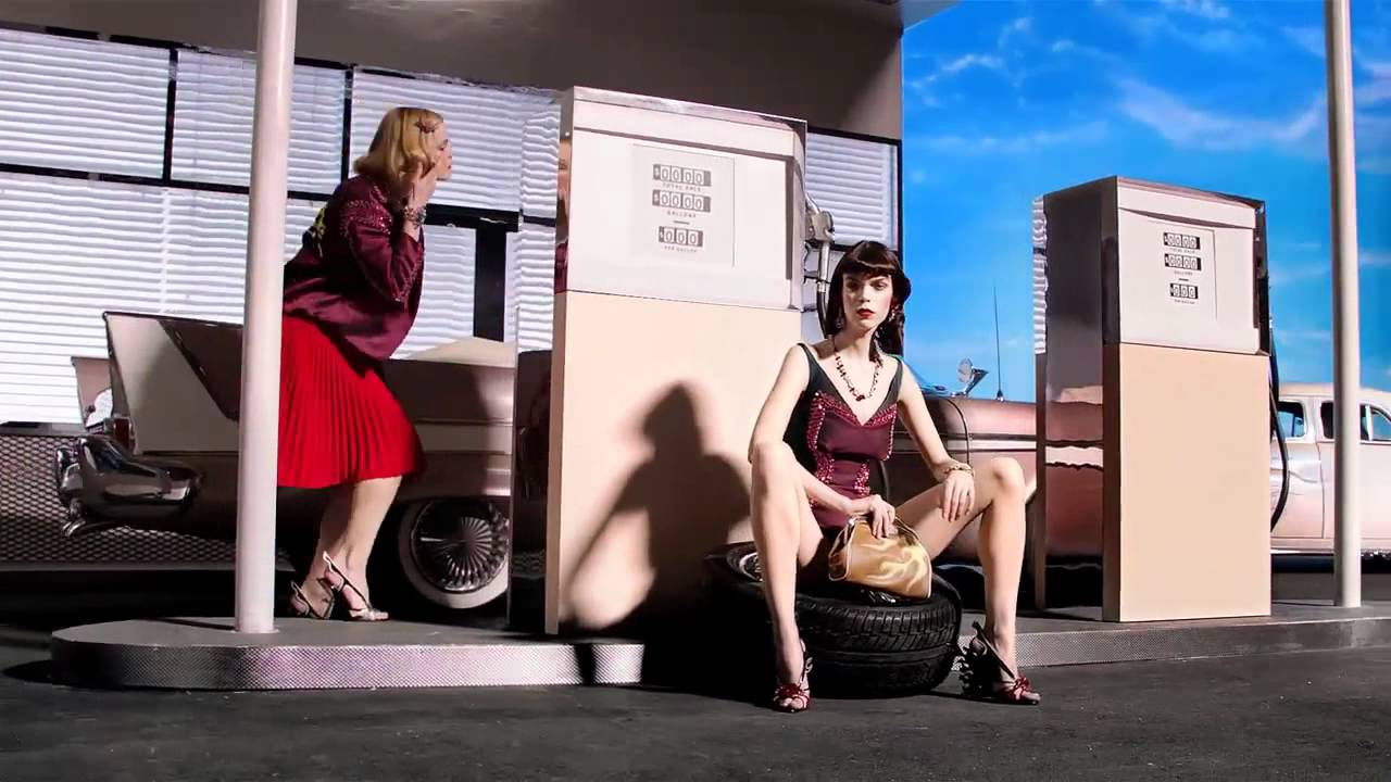 c9ec89fd19e8 Prada Eyewear Women Spring-Summer 2012 Ad Campaign - YouTube