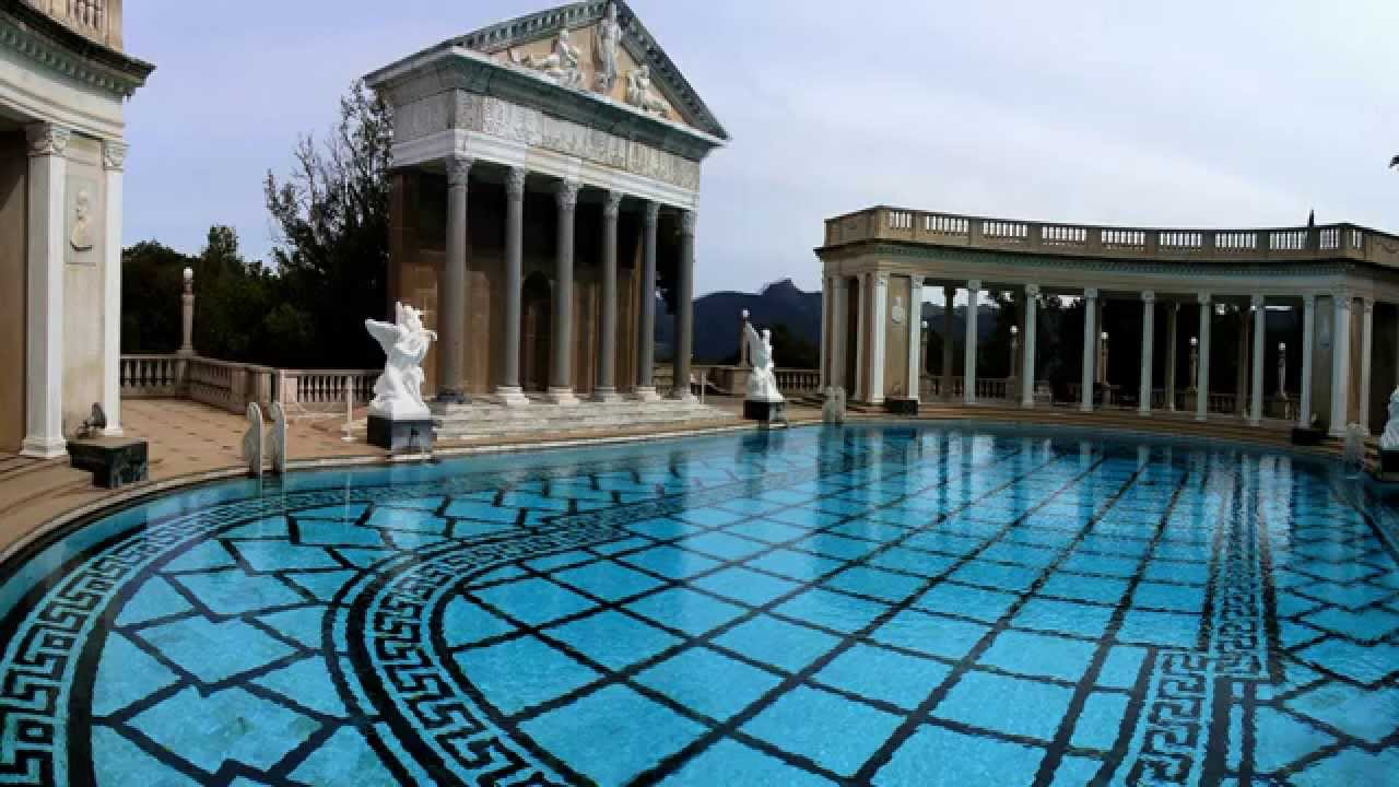 Hearst castle san simeon hearst castle san simeon ca for San siemon