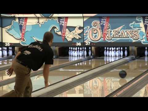 Alex Hoskins Defeats Pete Weber in USBC Masters Match Play