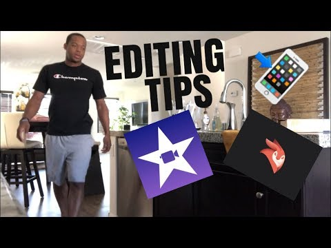 HOW TO EDIT VIDEOS ON YOUR PHONE (Android/IPhone)