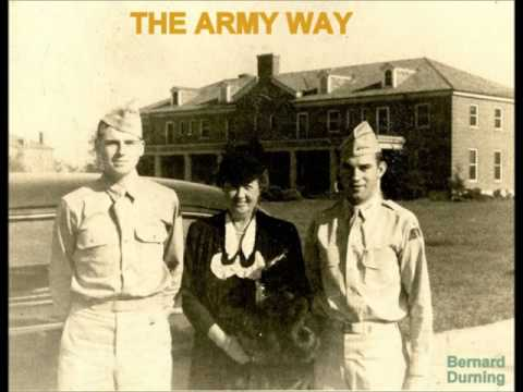 Bernard Durning THE ARMY WAY James L. Buckley
