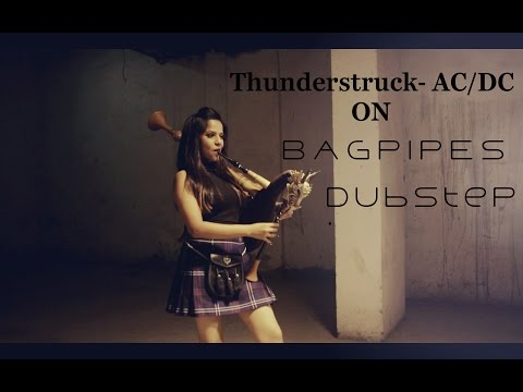 Thunderstruck ACDC  Dubstep Bagpipes  Naagin Song  The Snake Charmer