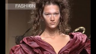VIVIENNE WESTWOOD Spring Summer 2008 Paris - Fashion Channel