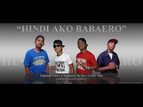 Hindi Ako Babaero - Sagrado Uno X J Makata X Rj Six X Crazy One (Delta Records)