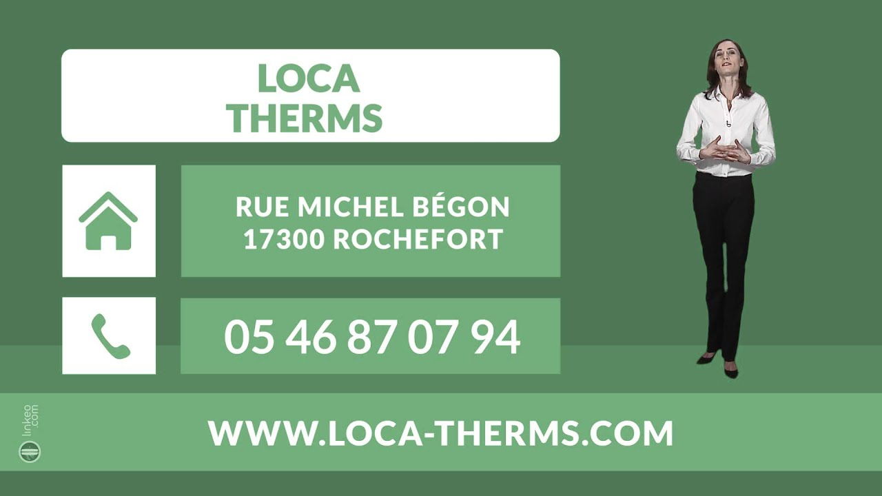 Location saisonni re de meubl s rochefort 17 loca therms youtube - Meubles rochefort ...