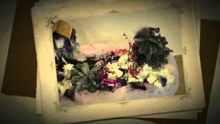 Корзины из цветов(АНГАЖЕМЕНТ - Салон цветочной моды. ул. Ленина 68, Череповец, 162600 +7 (8202) 55-77-79 цветы, букеты, композиции, корзин..., 2010-10-15T17:20:34.000Z)