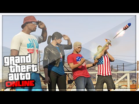 """GTA 5 Glitches: GET """"Independence Day DLC Items"""" BACK AFTER REMOVAL!"""