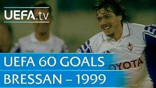 Mauro Bressan v Barcelona, 1999: 60 Great UEFA Goals