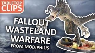 Modiphius Talk Fallout Wasteland Warfare at UK Games Expo 2018