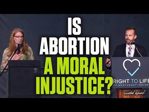 FULL DEBATE: Seth Drayer v. Erin Fogg - Is Abortion a Moral Injustice?