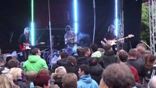 Ziegelbergweg rockt Trittau 2013 • Tonbandgerät - Irgendwie Anders live