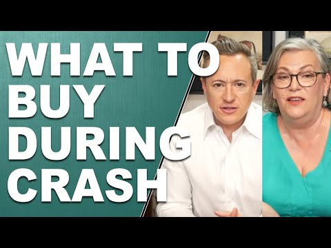 WHAT TO BUY DURING CRASH… Q&A with Lynette Zang and Eric Griffin