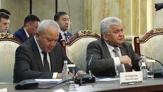 Ишкер президентке кайрылып, Орус кыргыз өнүктүрүү фондуна нааразылыгын айтты
