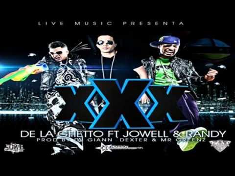 Download Triple XXX - De La Ghetto Ft. Jowell & Randy (Prod. By Live Music)