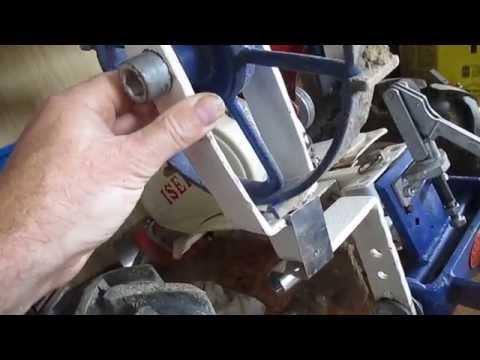 Fabrication d 39 une roue cliquet pour planteuse de pomme de terre youtube - Comment tester une terre ...